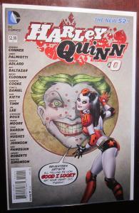 Harley Quinn (2014) #0A, 7.0