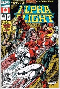 Alpha Flight #117 (1993)