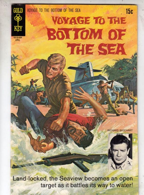 Voyage to the Bottom of the Sea #16 (Jun-69) VF/NM High-Grade
