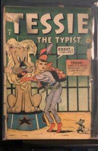 Tessie the Typist #2 (1944)