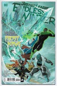 Justice League Endless Winter #2 Main Cvr (DC, 2020) NM