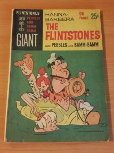 The Flintstones with Pebbles and Bamm-Bamm #1 ~ VERY GOOD - FINE FN ~ 1965