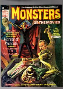 MONSTERS OF THE MOVIES 7 VG-F( 1.00 cvrpr) Dec. 1974
