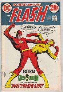 Flash, The #220 (Mar-73) FN/VF+ Mid-High-Grade Flash