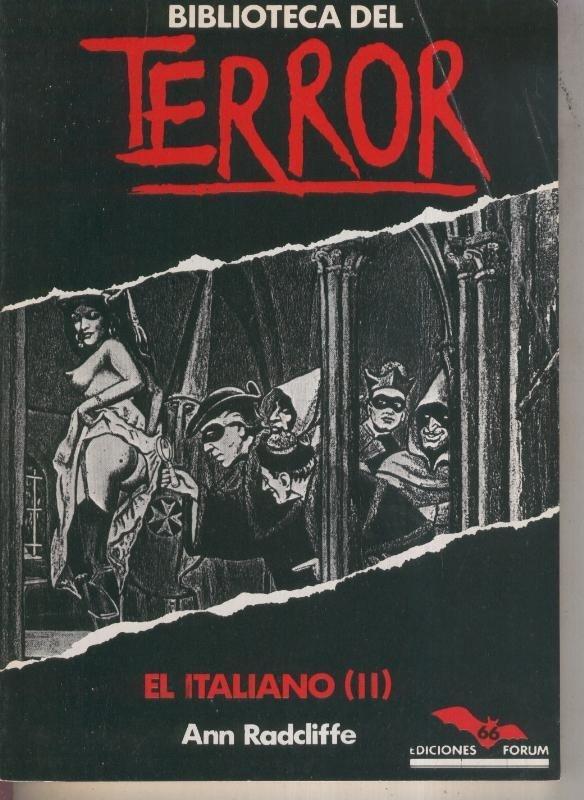 Biblioteca del Terror numero 66: El Italiano. Tomo II