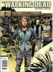 WALKING DEAD MAGAZINE #11, VF, Zombies, Horror, Robert Kirkman, TWD, 2012, ADX