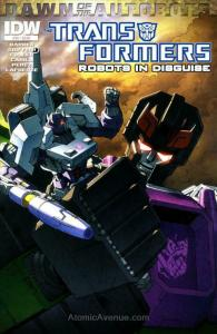 Transformers, The: Robots in Disguise #30 VF/NM; IDW | save on shipping - detail