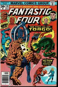 Fantastic Four #174, 6.0 or Better