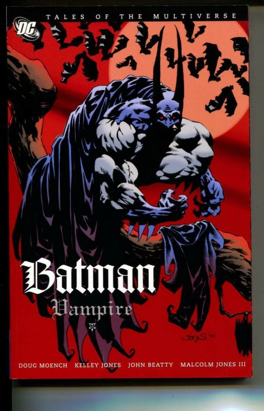 Tales Of The Multiverse: Batman Vampire TPB trade