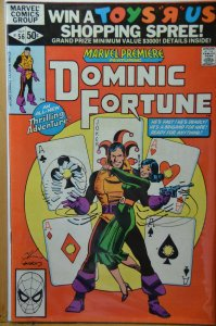 Marvel Premiere #56 (1980) Dominic Fortune ! Diredt Edition!