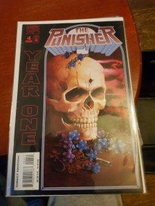 Punisher: Year One #4 (1995)