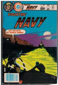 FIGHTIN NAVY 128 VG  Dec. 1983