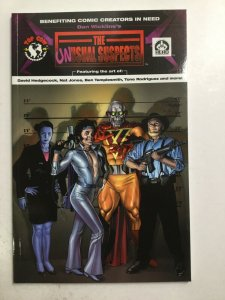 The Unusual Suspects Tpb Softcover Sc Near Mint Nm Top Cow Productions