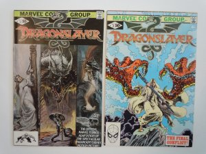 Dragonslayer (1981) 2 Issue Set