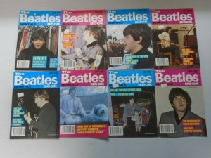 The Beatles Book Monthly magazine lot 23 different isues (1991-92)
