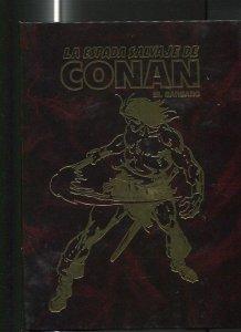 La Espada Salvaje de Conan volumen 1, coleccion completa encuadernada