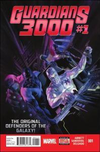 Marvel GUARDIANS 3000 #1 VF