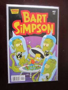 Bart Simpson #97 - 8.5 VF+ - 2015