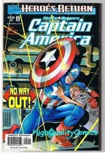 CAPTAIN AMERICA #2, NM, Mark Waid, Vol 3, 1998,  more CA in store