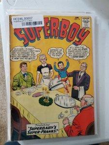Superboy #112 (1964, DC) VG