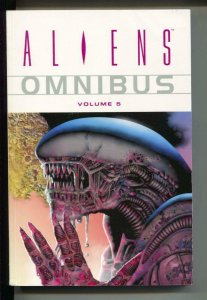 Aliens Omnibus-Vol. 5-Chris Warner-TPB-trade
