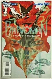 BATWOMAN#1 VF/NM 2011 DC COMICS THE NEW 52!