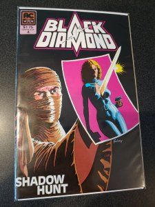 ​BLACK DIAMOND #4 VF/NM HARD TO FIND