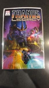 Thanos Legacy #1 Scorpion comics