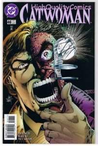 CATWOMAN #46, NM-, Jim Balent, Two-Face, Femme Fatale, 1993, more in store