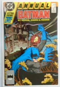 Batman Annual #12, 8.0/VF (1988)