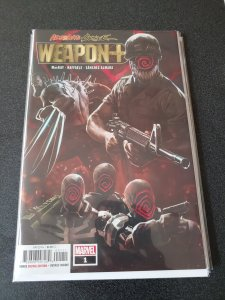 Absolute Carnage: Weapon Plus 1  Skan Cover NM