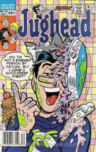 Jughead (2nd Series) #15 (Newsstand) VF; Archie | save on shipping - details ins