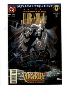 12 Legends of the Dark Knight Comics #13 14 61 62 63 64 0 65 66 67 68 69 GK54