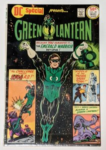 DC Special #20 (Mar 1976) Green Lantern FN 6.0 Mike Grell cover