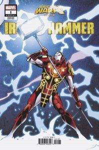 Secret Warps Iron Hammer Annual #1 Connecting Variant (Marvel, 2019) NM