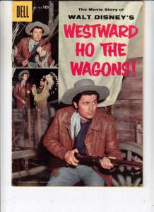 Four Color #738 (Aug-56) FN+ Mid-High-Grade Western