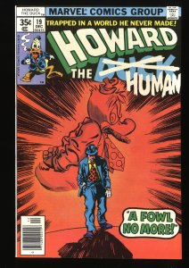 Howard the Duck #19 NM- 9.2 Amazing Spider-Man #50 Homage!