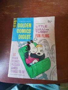 Golden Comics Digest #23 (1972)