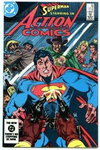 Action Comics 557 Jul 1984 NM- (9.2)