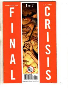6 Comics Crisis 1 Gammarauders 5 Legends 2 Beetle 18 Wolf 4 Teen Titans 46 RJ10