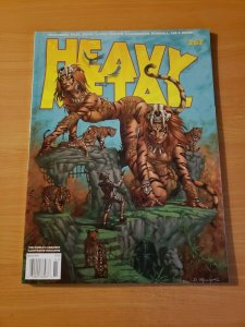 Heavy Metal Magazine #267 ~ NEAR MINT NM ~ 2014 illustrated Magazine