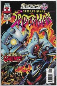 Sensational Spider-Man   vol. 1   #11 FN (Revelations 2)