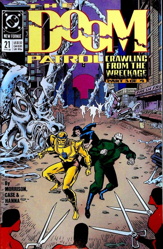 Doom Patrol #21 (1989)