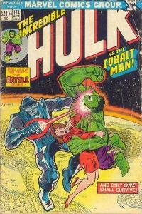 Incredible Hulk (1968 series) #174, VF- (Stock photo)