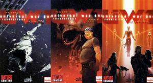 UNIVERSAL WAR ONE REVELATIONS (2009) 1-3  Denis Bajram