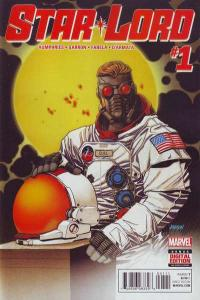 Star-Lord (2016 series) #1, NM + (Stock photo)