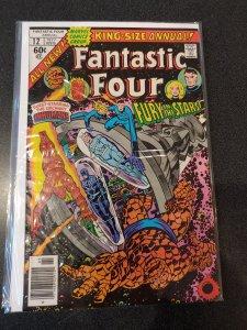 FANTASTIC FOUR #12 FF ANNUAL HIGH GRADE VF+