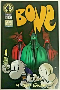 BONE#45 FN/VF 2001 JEFF SMITH CARTOON BOOKS