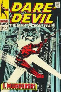 Daredevil (1964 series) #44, VG- (Stock photo)
