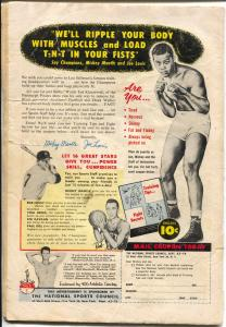 Adventures of Rex The Wonder Dog #41 1958-DC-Gil Kane art-G/VG